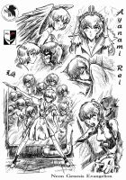 Rei: the unpublished artbook by Lord--Opal