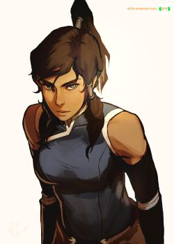 Legend of Korra Returns by dCTb