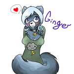 TBT: Ginger by Psychodoughgirl4