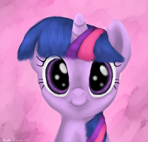 Twilight Sparkle... by MaeraFey