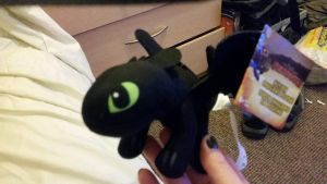 toothless by dream-stealer27