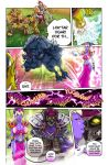 Make love not Warcraft page 1 by NIELSPETERDEJONG
