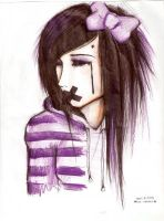 emo girl by stifflerace