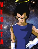 Vegeta - The Prince Of Saiyans by eggmanrules