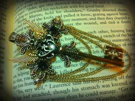 Holy Elegance Fantasy Key by ArtByStarlaMoore