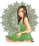 Emerald by CheshireCloud