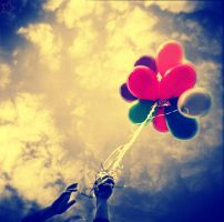Ballons by AsiiMDesGraphiC