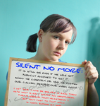 Silent No More ... by levite