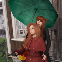 SL: Still Raining by CryssieCarver