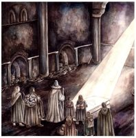 Balin's Tomb by peet