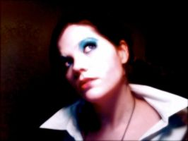 Bowie:Life on Mars Makeup3 by TimeLordmk