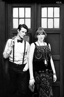 11th Doctor and Donna by Francy3192