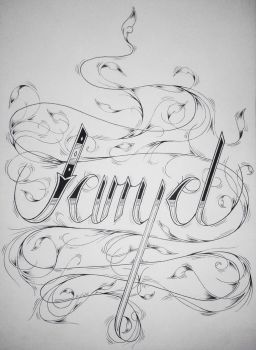 Typography by JacksonGiv