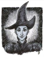 Elphaba by BigChrisGallery