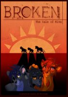 Broken: Cover Page 2012 by Kitchiki