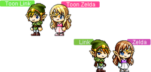 Zelda Maplestory (FINALLY!) by Vocaloid-ZeldaFan