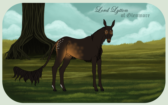Lord Lytton | Stag | Glenmore Royal by Temptest13