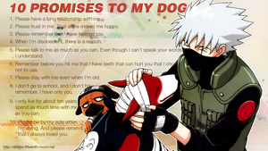 10 Promises to My Dog by Rika24
