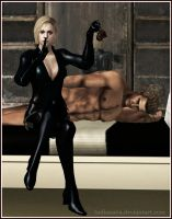 Wesker and Jill - part 5 by Indiana69