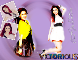 Ariana Grande - Victorious by feel-inspired