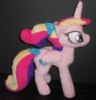 Foalsitter Cadance Plush by Sophillia