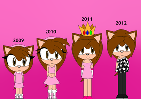 Queen Silvia's Looks Over The Past 4 Years by QueenSilvia95
