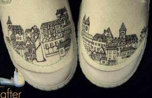 macen-style 'townie' keds by treefeathers