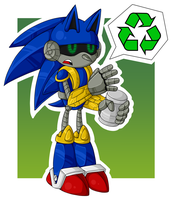 Reduce, Reuse, Recycle by TheEnigmaMachine