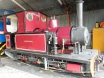 Andrew Barclay 0-6-0T Gertrude by rlkitterman
