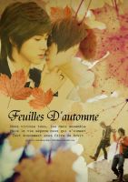 POSTER YUNJAE (feuilles d'automne) by valicehime