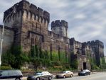 Eastern State Penitentiary 79 by Dracoart-Stock