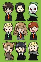 HP chibies-01 by KD666