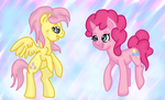 Ponies! by doll-fin-chick
