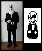 W.D. Gaster 01 by Colonel-Majora-777
