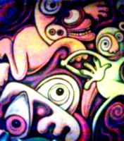 Trippy Graffiti by thoughtless4ever