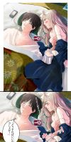 (Birthday and Valentine day)Just wake up already!! by Rupyon