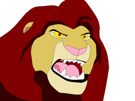 mad lion bse by whitetigerdelight