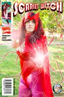 Scarlet Witch - FanExpo 2012 by X110291