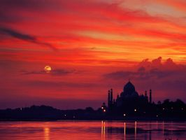 Taj Mahal Wallpaper by SottoPK