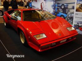 Lamborghini Countach by The-Transport-Guild