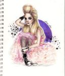 Avril Damn Thing by ViperViKo