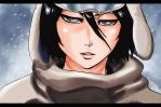 Rukia Color - Bleach 567 by Erian-7