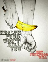 Health Food Advertisment by LE-SOLEIL-88