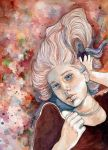 Listen with your eyes open by jane-beata