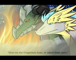Give me the Dragoneye... by FeatheredSoap