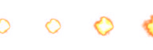 Explosion spritesheet for games by GintasDX