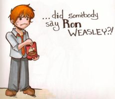 AVPM: Ron by KBDeliciousTriscuits