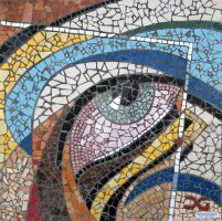 Mosaic - 37 by Cipgallery