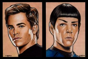 STAR TREK 09 by S-von-P