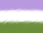 Genderqueer pride flag by puppyland25